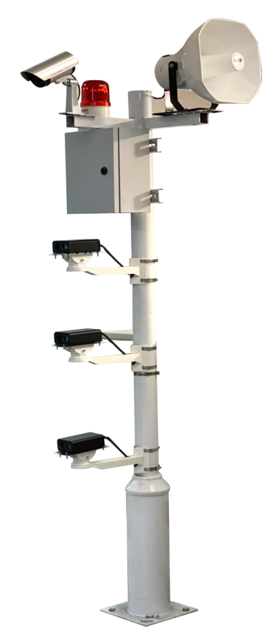 激光探测扫描技术
