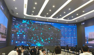 江苏省南通市-市域社会治理现代化指挥中心