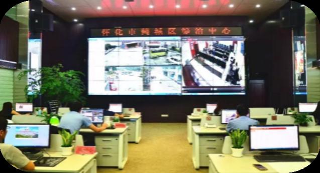 湖南省怀化市鹤城区-社会治安综合治理信息平台