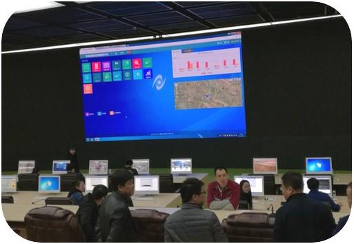 山东省委办公厅-社会维稳管理平台